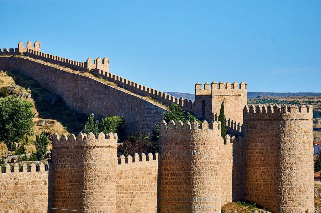 Ávila - Ciudad patrimonio de la humanidad
